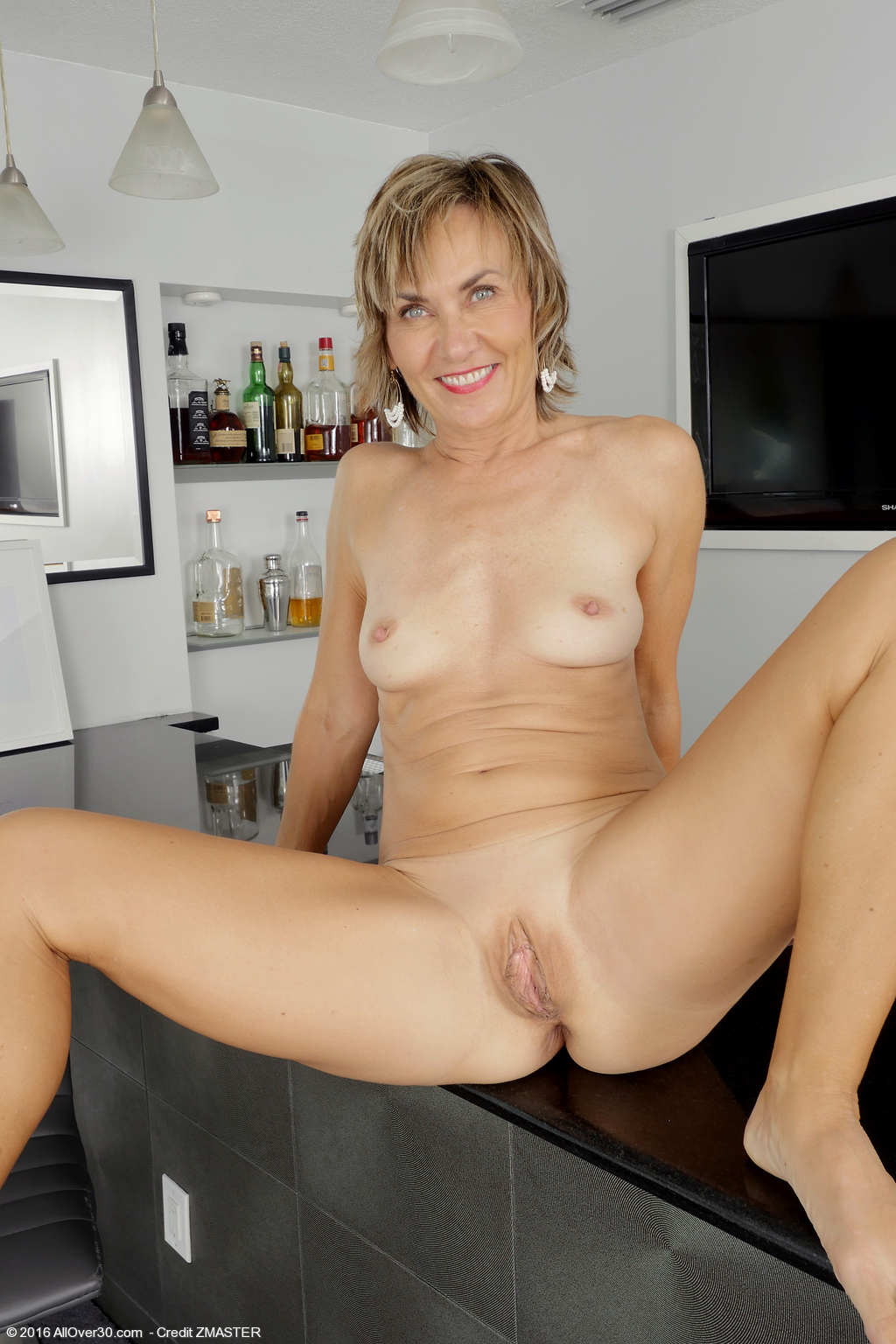 55 year old ranch milf flashes big tits 10