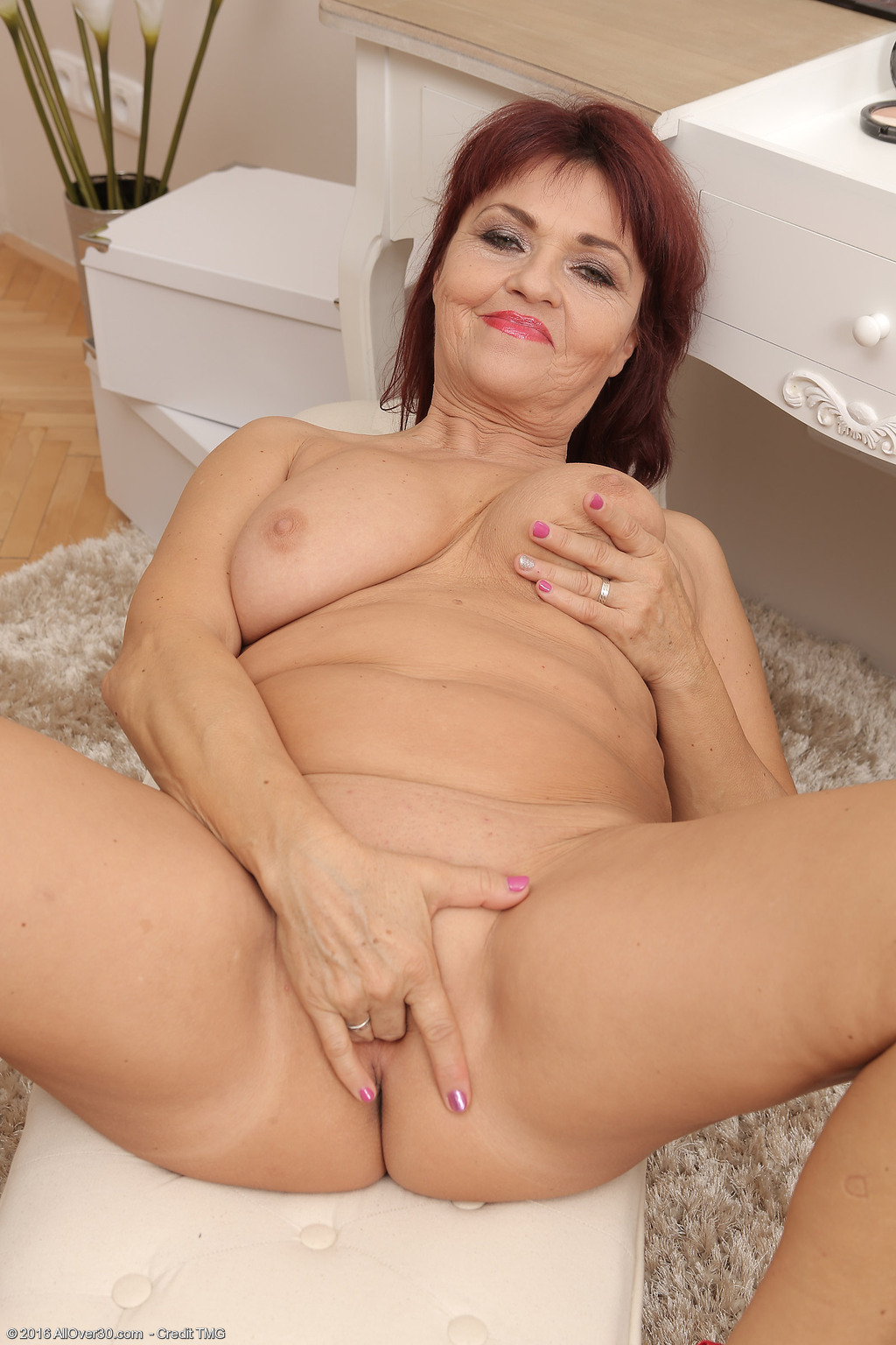 Allover30 Natalia 58 year old natalia muray - exclusive milf pictures from