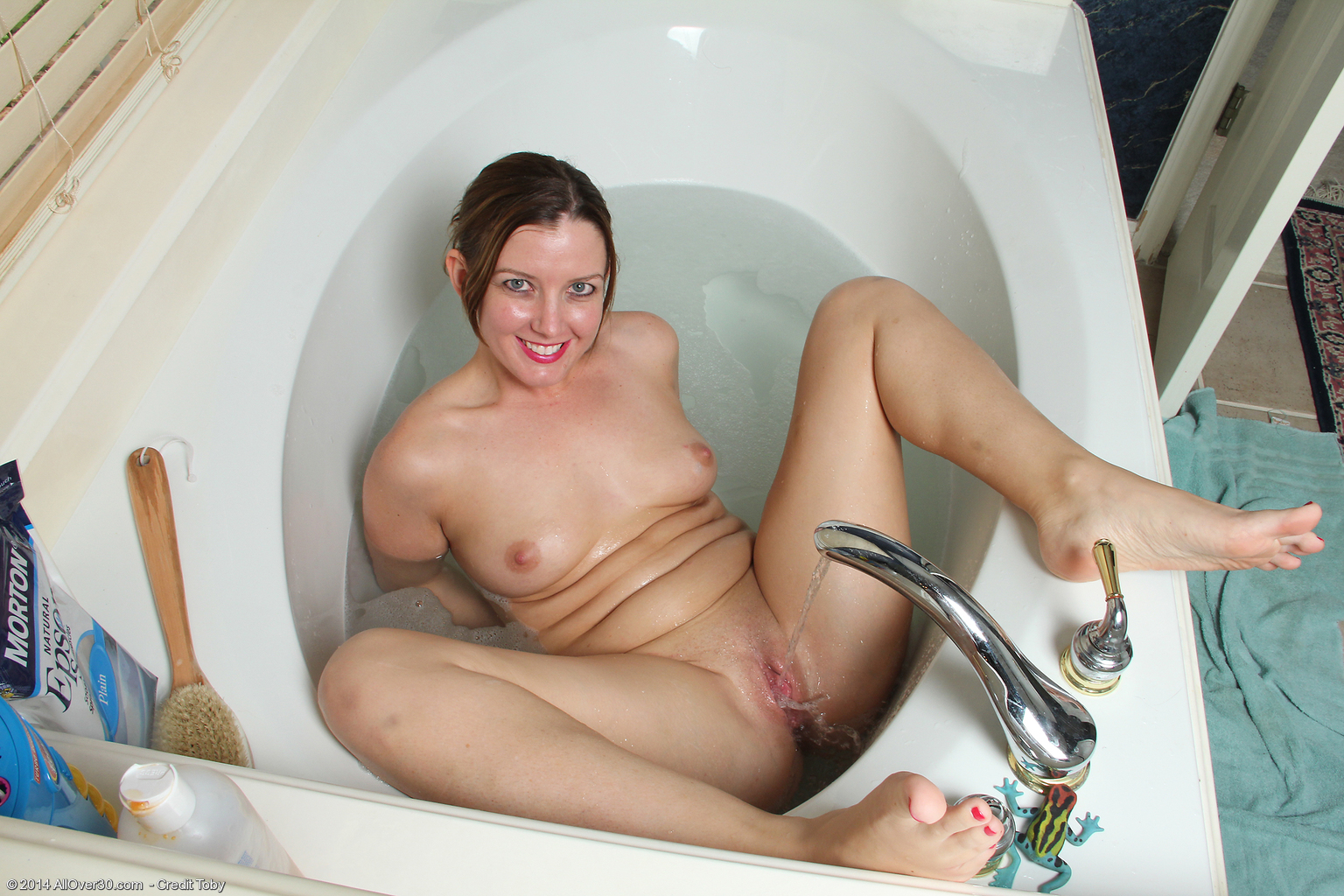 Sally mature all over 30