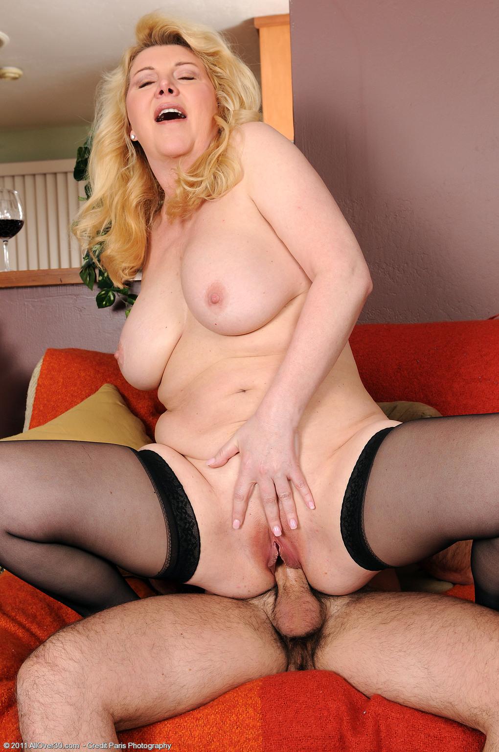 Mature naked german women